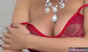 Twistys - bawdy cheating wife in red - kirsten price