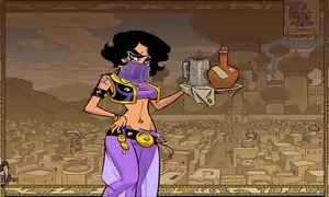 Akabur's princess coach gold edition uncensored part two