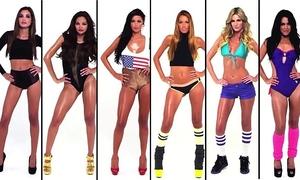Ultimate battle: music compilation of 300 celebrities vs pornstars (pmv)