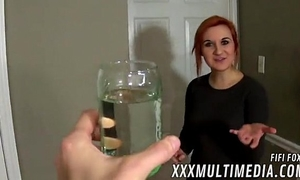 Mommy receives transformed to a sex addicted doxy and copulates step son pov
