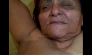 Close up incredibly older non-professional anal fucking movie 1