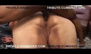 Lovely bbw anal