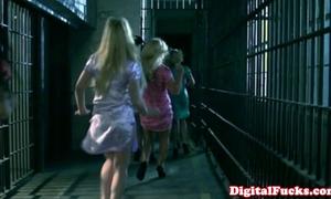 Tiny dress legal age teenager screwed in bizarre closeup