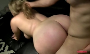 Amity adams sucks and bonks jayce hardy's massive rod and swallows his cum