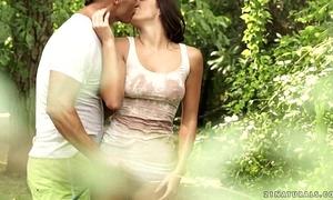 Anal satisfying felicia kiss