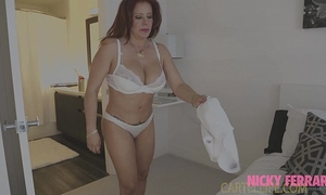 Sara jay bombshell lalin girl mama nicky ferrari and charly in la mexicana part three