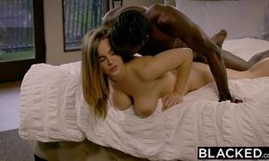 Blacked nasty girlfriend natasha worthwhile enjoys bbc