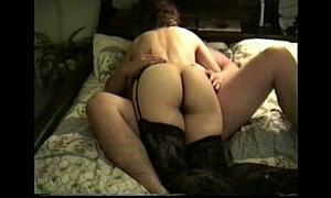 The complete sexy hirsute white wife sex tape
