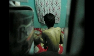 Deshi pair hidden livecam two