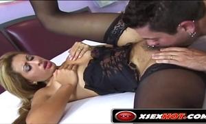 Brazilian amateur wife copulates well