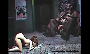 Monster weenie anaglyph