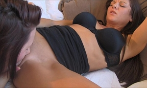 Mandy and ava love to take turns