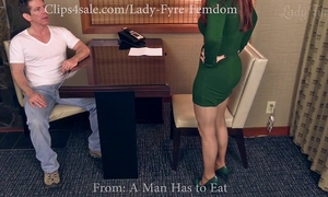 Ass eating and face sitting sampler by wife fyre