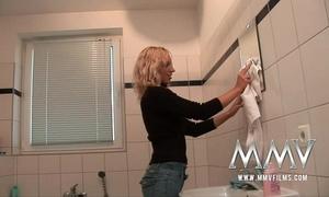 Mmv films german dilettante pair sex in the baths
