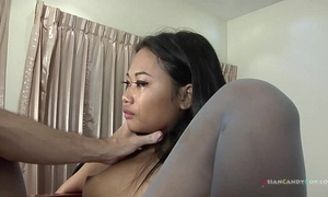 Small dirty slut wife acquires the pump and dump