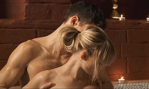 Anal sex with a hawt euro golden-haired