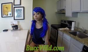 Becky buccwild screwed on bar stool