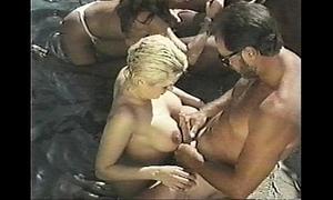 Ultimate pool fuckfest three - pt. 1