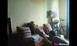 Sofa home porn sex movie scene