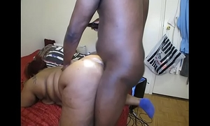 My aunt told fuck her love tunnel 1st then fuck and cum in her wazoo