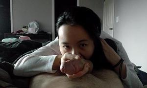 Jade chan and the oral-job