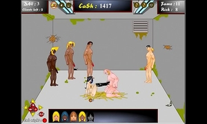 The sex pit - sex game movie scene recording