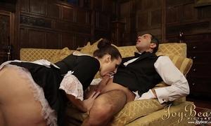 Joybear banging the maid
