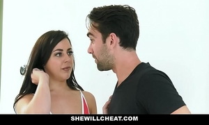 Shewillcheat - unhappy slutwife cheats on spouse with old flame