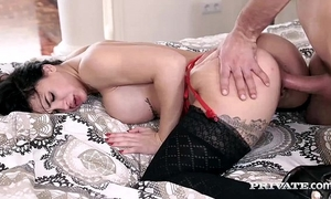 Perfect wazoo susy gala has her slit filled up