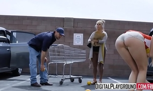 Digitalplayground - broke college two movie scene 4 trisha parks and preston parker